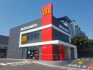 Commercial and Industrial Painters - Mc Donald's
